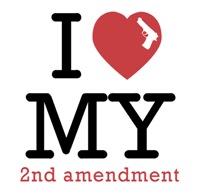 I Love my 2nd Amendement