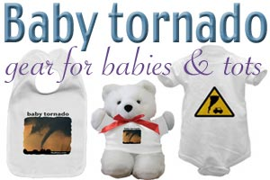 Baby Tornado gear for little ones