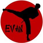 Evan Martial Arts