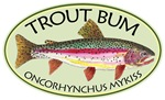 RAINBOW Trout Bum