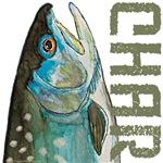 CHAR Fish Head