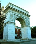 Greenwich Village: Washington Sq. Arch