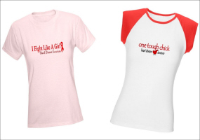 Women's Heart Disease Awareness Tees and Gifts