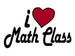 I Love Math Class (Back to School)