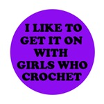 Get It On With Girls Who Crochet