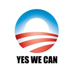 Yes We Can - Barack Obama Logo