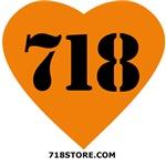 I LOVE 718
