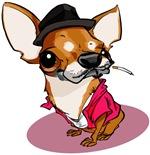 Chihuahua w/ Attitude
