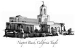 Newport Beach, California Temple