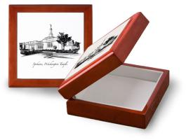 Temple Keepsake Boxes