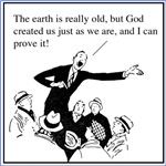 Evolution of Creationism