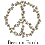 Bees on Earth (Peace)