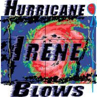 Hurricane Irene Blows