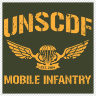 UNSCDF Mobile infantry