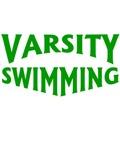 Varsity Swimming - Green