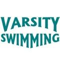 Varsity Swimming - Teal
