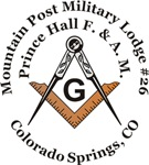 Mountain Post Military Lodge #26