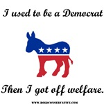 Dems: Ex-Dem Off Welfare