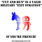 Dems: Cut And Run French