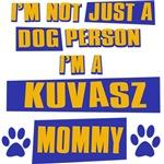 Kuvasz Mommy