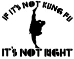 If it's not kungfu it's not right