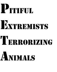 Anti PETA
