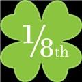 I'm only 1/8th Irish!