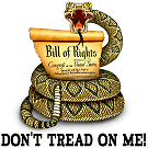 DTOM - Don't Tread on Me!