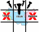 Tic Tac Toe - Anti-Iran