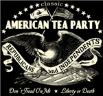 Classic American Tea Party