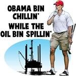 Obama bin chillin'