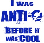 I was Anti-Obama Before it was Cool