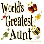 Aunt Butterflies