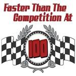 Racing At 100