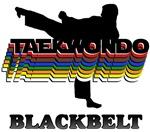 Taekwondo Black Belt Colors