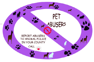 PETS/PET ABUSERS