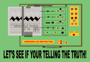 HUMOR/LIE DETECTOR-LET'S SEE IF YOUR TELLING THE T