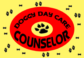PETS/DOGGIE DAY CARE COUNSELOR