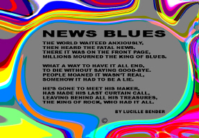 ENTERTAINMENT/POP CULTURE-NEWS BLUES