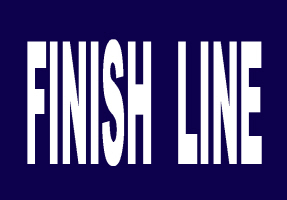 HUMOR/FINISH LINE
