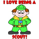 BOY SCOUTING