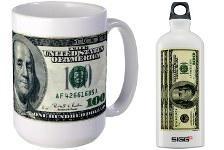 Mugs, Cups, Water Bottles, Etc.