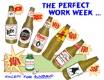 The PERFECT WORK WEEK