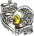 Dying for a kidney