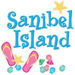 Sanibel Island Shells & Shoes