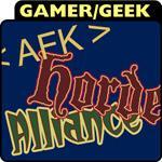 Gamer/Geek