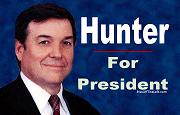 Hunter For President