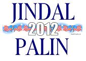 Jindal Palin 2012 Shirts, Stickers