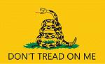 Don't Tread On Me (Gadsden Flag)