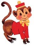 Circus Monkey Adoption